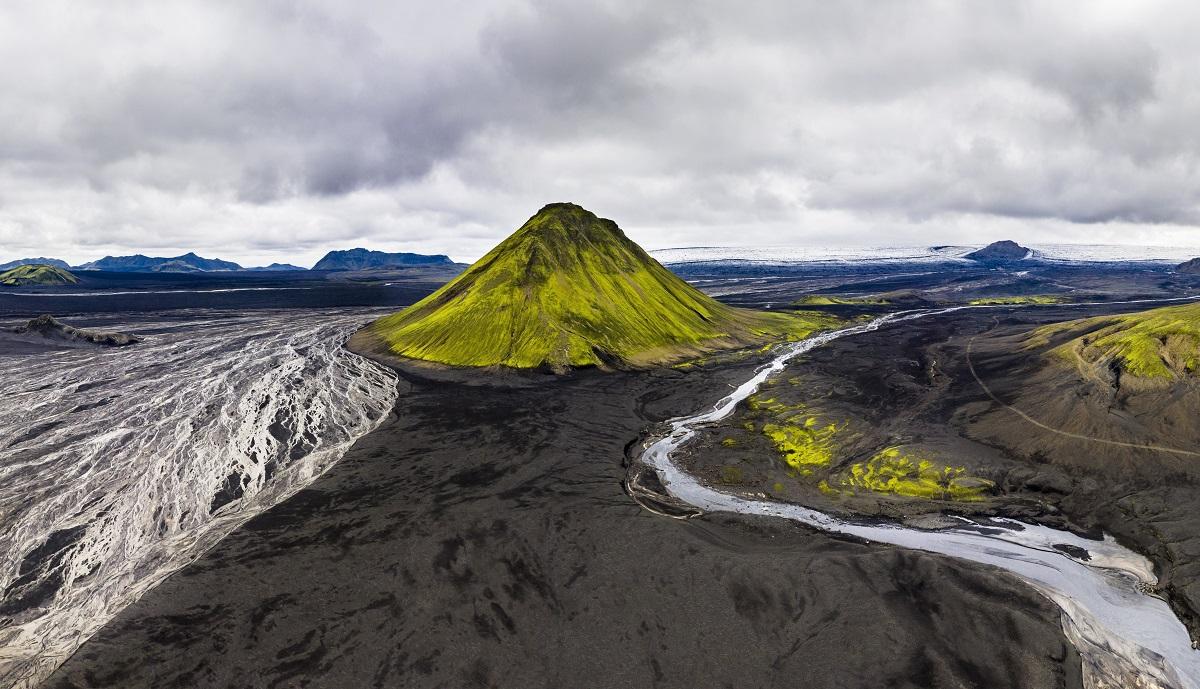 view of a landscape