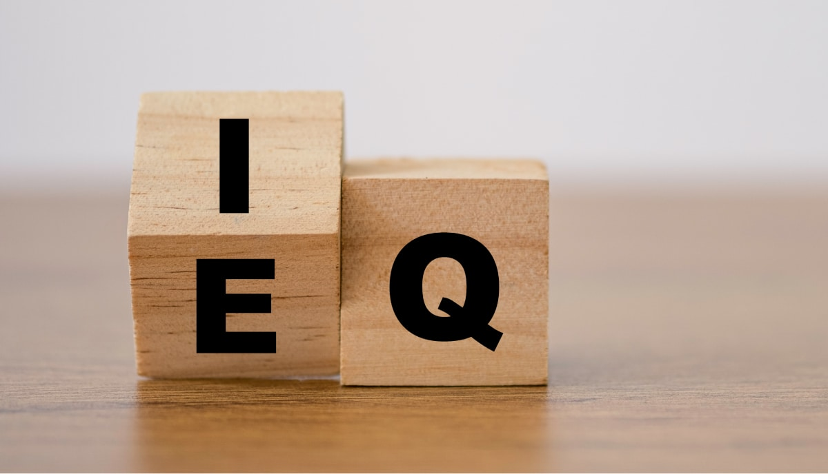 blocks showing the letters I, E, Q